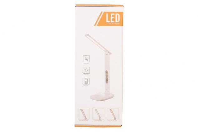 Foto 9 - LED dotyková lampička s displejem