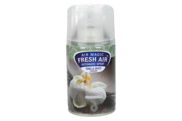 Foto 2 - FRESH AIR náplň do automatického osvěžovače vzduchu 260ml - Vanilka
