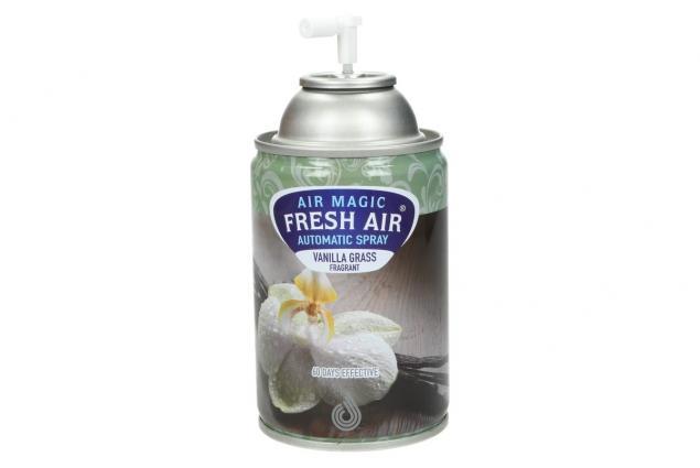 Foto 3 - FRESH AIR náplň do automatického osvěžovače vzduchu 260ml - Vanilka