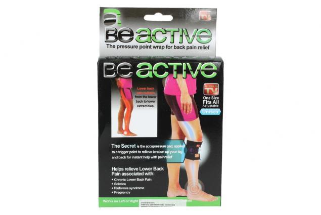 Foto 6 - Akupresurní ortéza na koleno Be Active