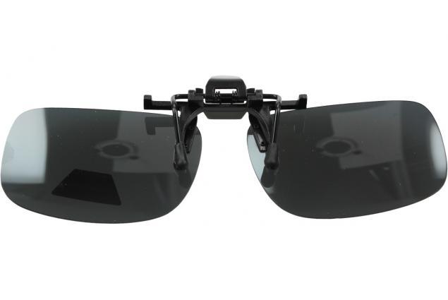 Foto 3 - Polarizační sluneční Klip na brýle šedý