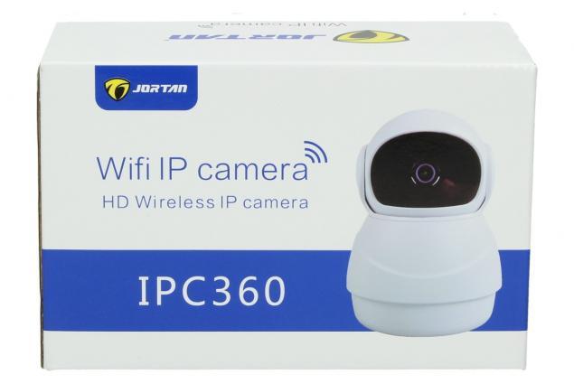 Foto 8 - Bezdrátová IP kamera Jortan IPC360 JT-4-15