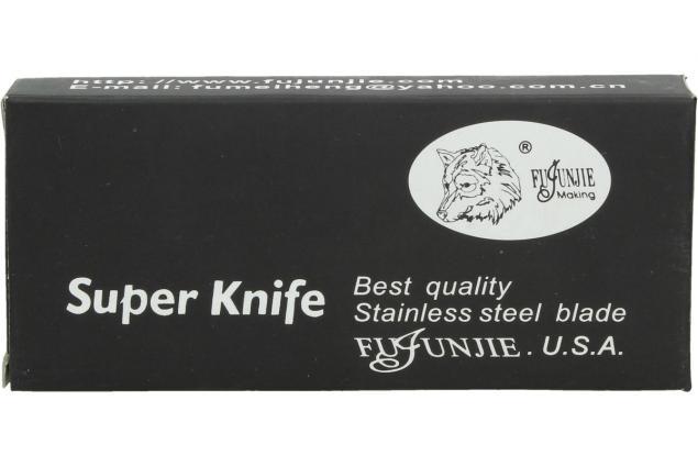 Foto 6 - Nůž ve tvaru flinty