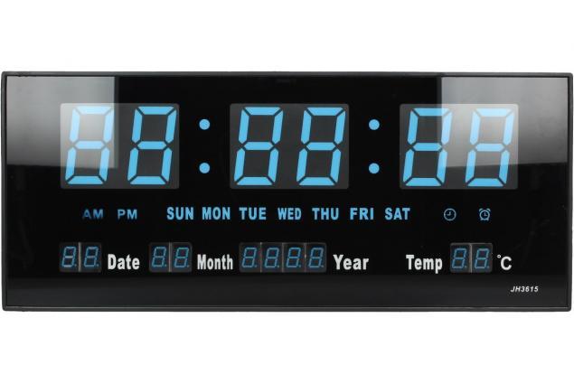 Foto 2 - LED digitální hodiny JH3615