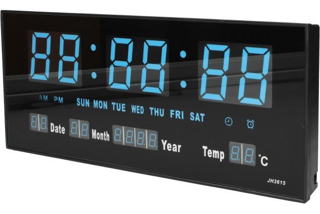 Foto 3 - LED digitální hodiny JH3615