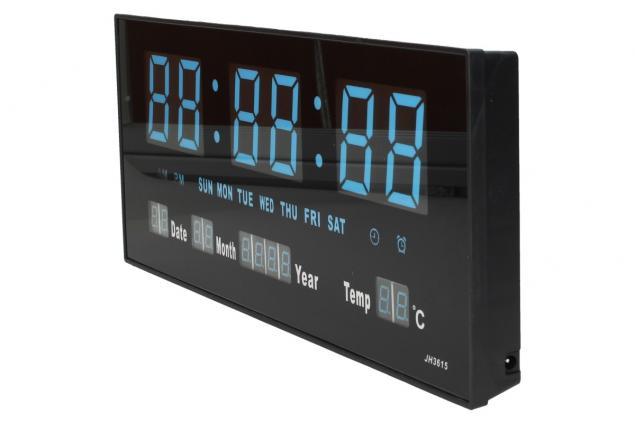 Foto 4 - LED digitální hodiny JH3615