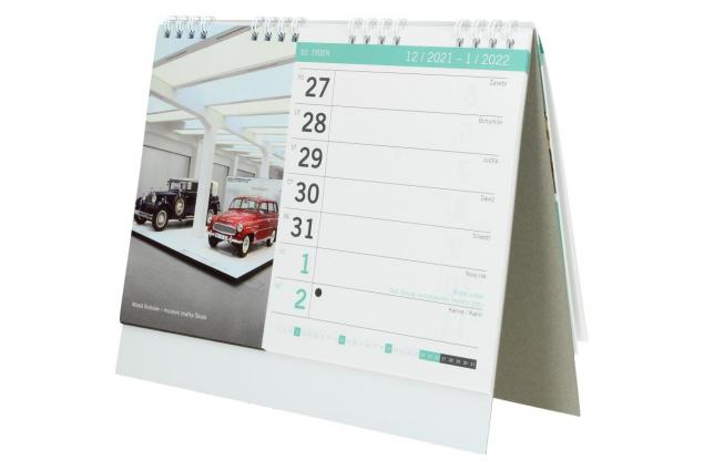 Foto 5 - Kalendář 2022 Tipy na výlety 22 x 18 cm