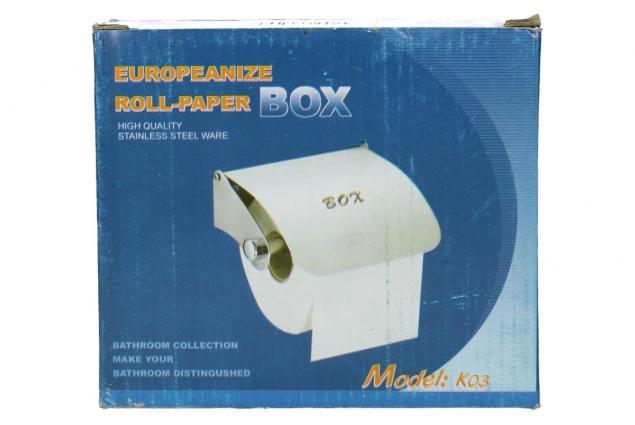 Foto 8 - Držák toaletního papíru