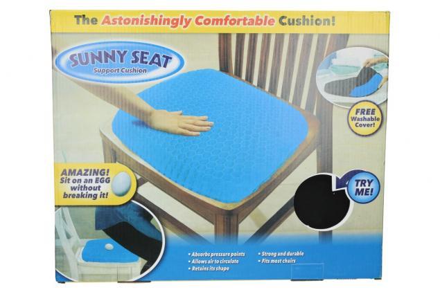 Foto 5 - Gelový podsedák Sunny Seat