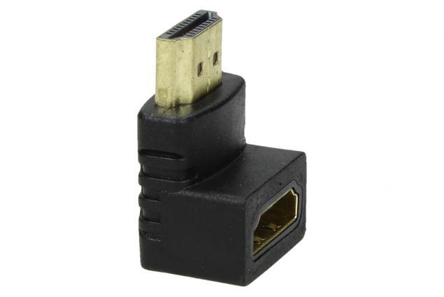 Foto 2 - Redukce HDMI-samice / HDMI-samice 90° YX-3068