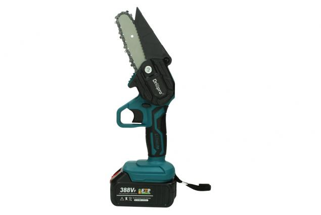 Foto 10 - Akumulátorová ruční pila DrillPro 4 palce včetně 1 x 15000mAh baterie 388Vf 18V