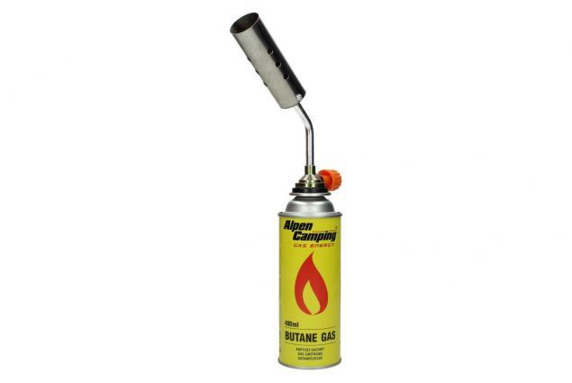 Foto 3 - Plynový hořák na propan-butonovou kartuši 3600kcal