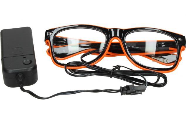 Foto 2 - LED svítící brýle