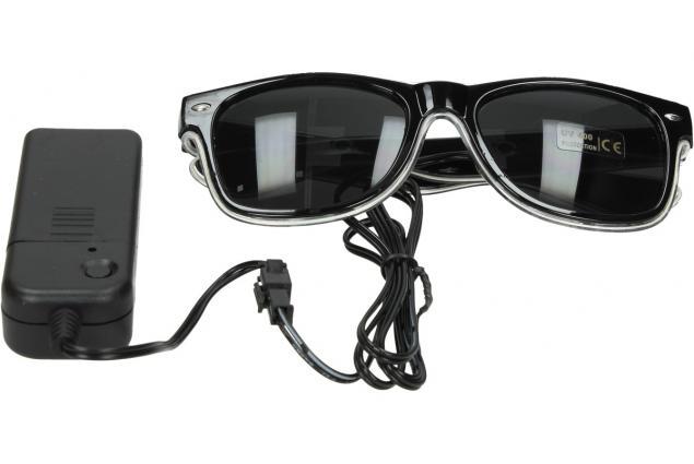 Foto 6 - LED svítící brýle