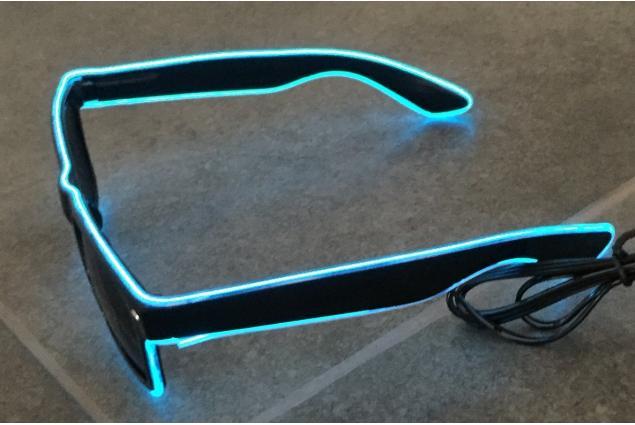 Foto 7 - LED svítící brýle