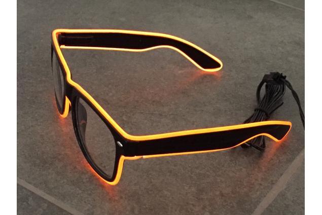 Foto 5 - LED svítící brýle