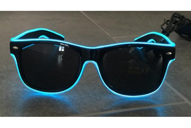 Foto 10 - LED svítící brýle