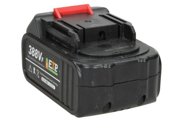 Foto 7 - Náhradní Li-ion baterie 388Vf kompatibilní s Makita