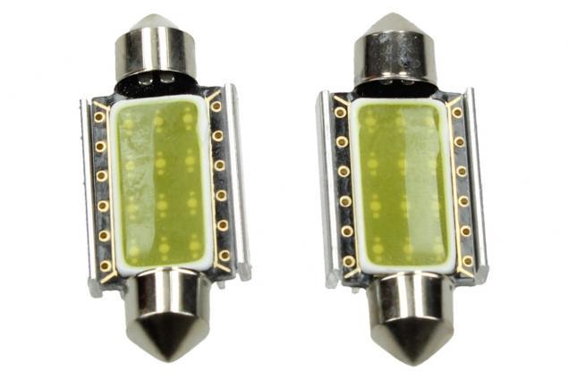 Foto 2 - LED žárovky do interiéru automobilu 12V