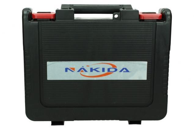 Foto 4 - AKU vrtačka NAKIDA včetně 2 ks LI-ION baterií