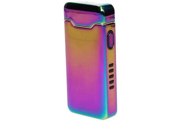 Foto 3 - Plazmový zapalovač duhový s USB 818