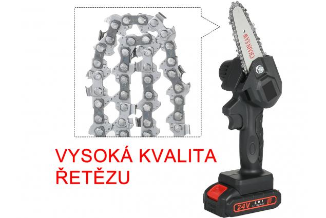 Foto 4 - Řetěz pro Aku Pilu 4 palce