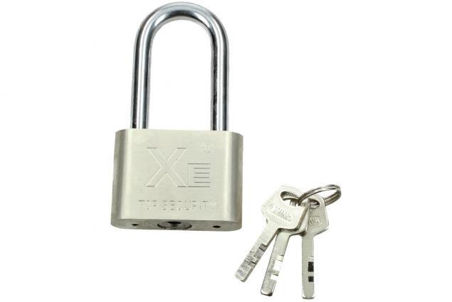 Foto 2 - Masivní bezpečnostní visací zámek s klíči 60mm