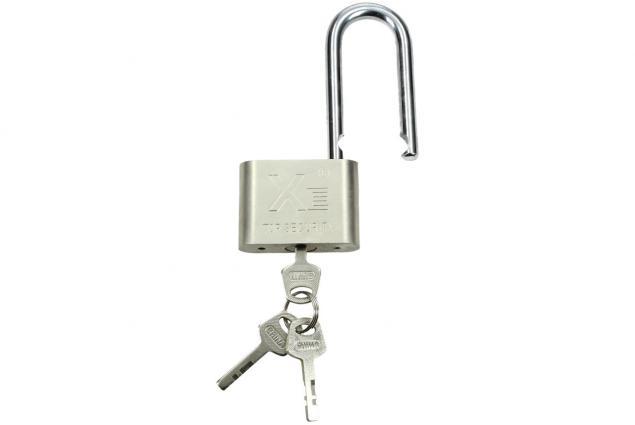 Foto 4 - Masivní bezpečnostní visací zámek s klíči 60mm