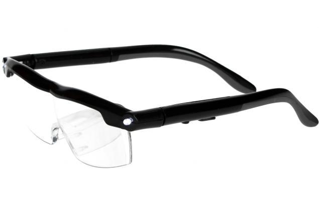 Foto 3 - Zvětšovací brýle Mighty Sight s LED osvětlením