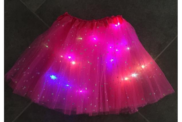 Foto 4 - Svítící dětská sukně