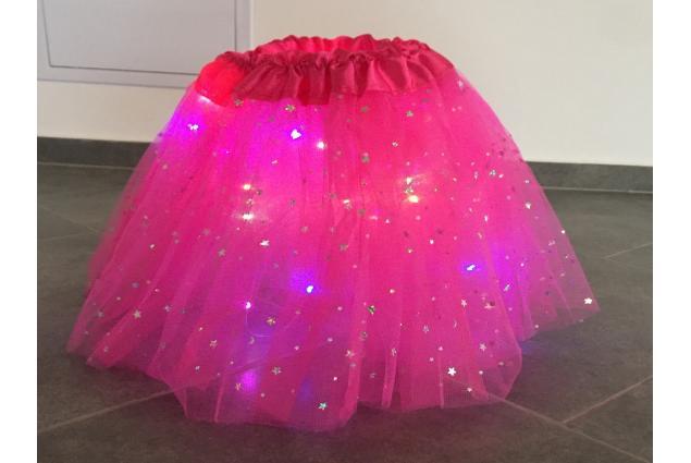 Foto 5 - Svítící dětská sukně