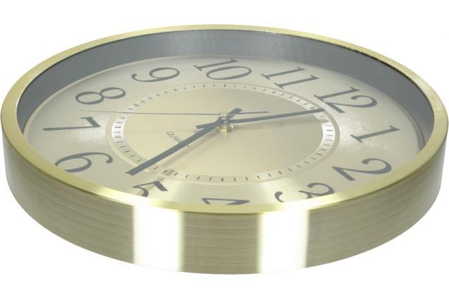 Foto 3 - Ručičkové hodiny HT-1649 zlaté