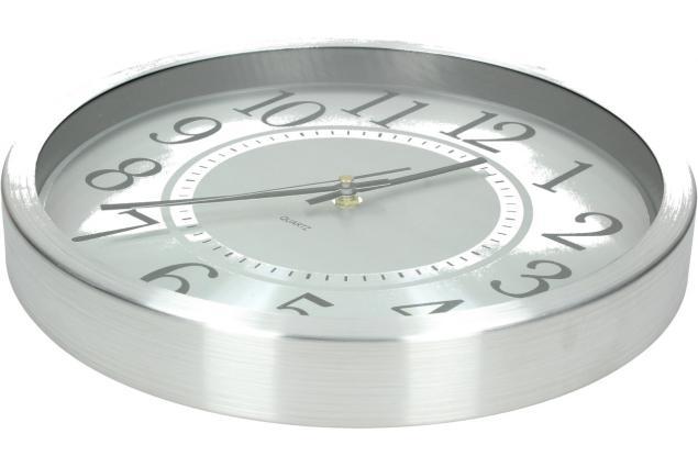 Foto 3 - Ručičkové hodiny HT-1652 stříbrné