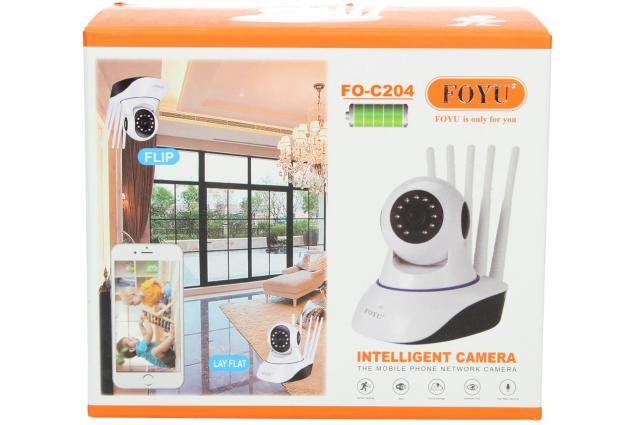 Foto 12 - Bezdrátová WIFI bezpečnostní kamera FO-C204