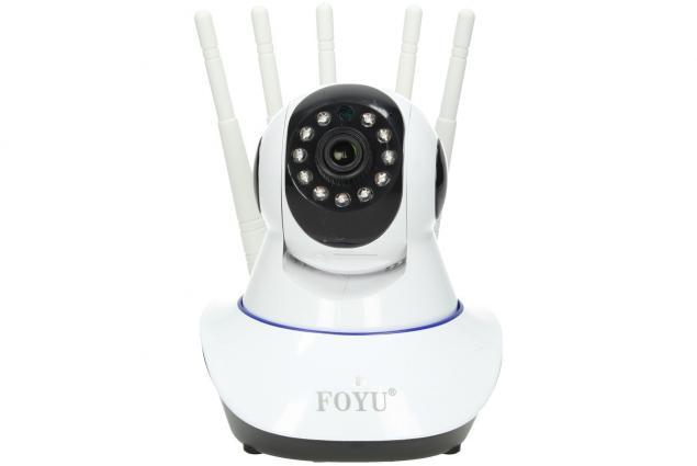 Foto 2 - Bezdrátová WIFI bezpečnostní kamera FO-C204