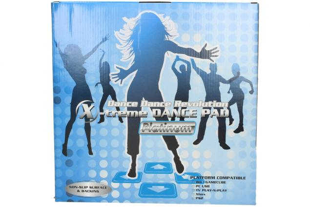 Foto 4 - Taneční podložka X-treme dance platinum