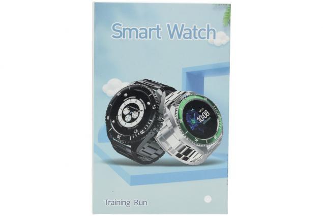 Foto 10 - Hodinky Smart Watch Z27 stříbrné