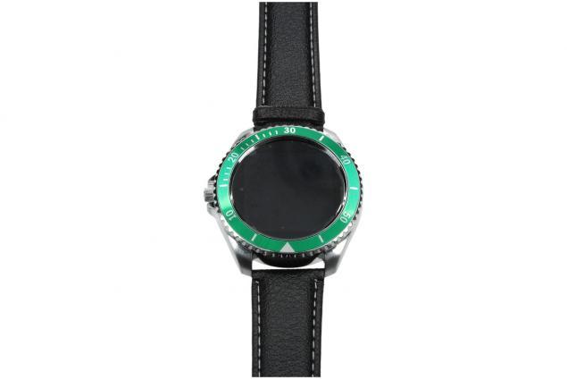 Foto 5 - Hodinky Smart Watch Z27 stříbrné