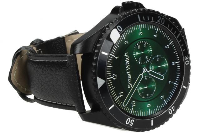 Foto 2 - Hodinky Smart Watch Z27 černé