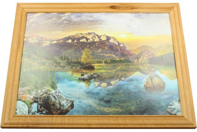 Foto 5 - Rámeček dřevěný 24x18 cm