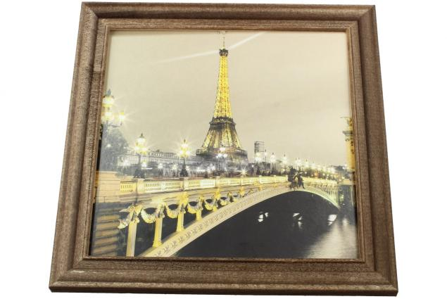 Foto 3 - Rámeček dřevěný 15x15 cm