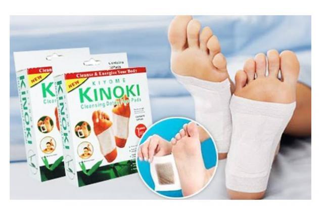 Foto 2 - Detoxikační náplasti KINOKI