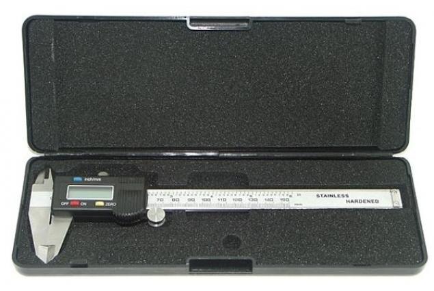 Foto 6 - Posuvné měřítko digitální