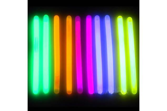 Foto 5 - Svítící náramky - tyčky 50 ks