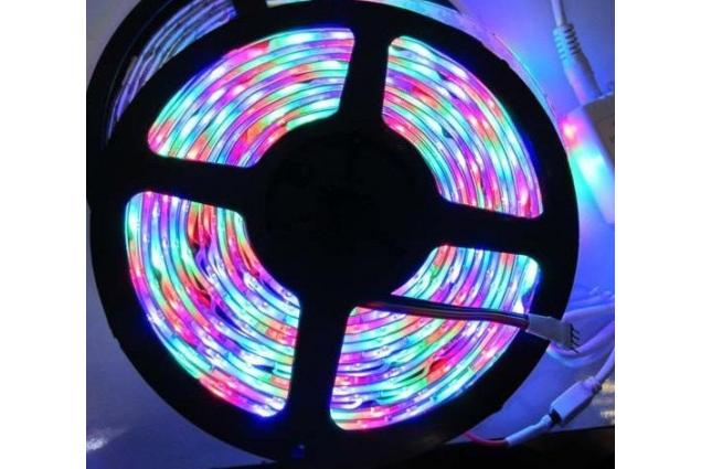 Foto 3 - LED pásek RGB 3528 5m na dálkové ovládání