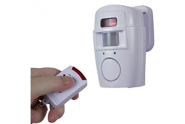 Foto 2 - Mobilní alarm na ovládání