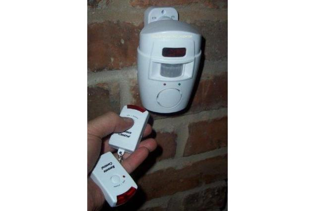 Foto 3 - Mobilní alarm na ovládání