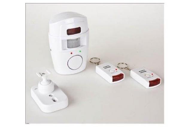 Foto 5 - Mobilní alarm na ovládání