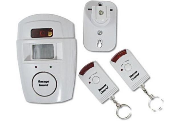 Foto 6 - Mobilní alarm na ovládání