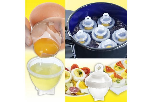 Foto 2 - Formy na vaření vajec 6ks